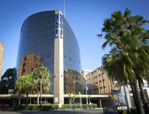 Partnering with The Novotel Parramatta ′Discounts for Delegates′
